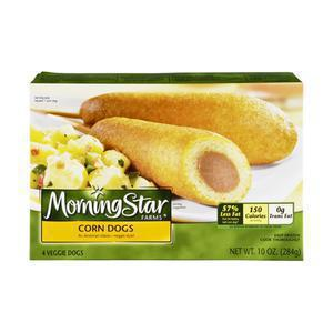 Morningstar Veggie Corn Dogs