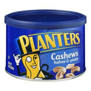 Planters Cashews - Halves & Pieces