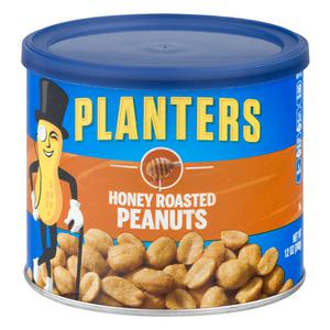 Planters Peanuts - Honey Roast