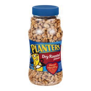 Planters Peanuts - Dry Roasted
