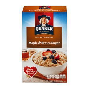 Quaker Instant - Maple Brown Sugar
