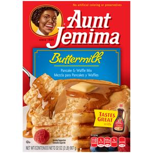 Aunt Jemima Mix - Buttermilk Pancake