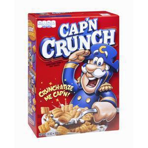 Capt Crunch Cereal Original
