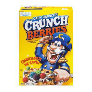 Capt Crunch Berries Cereal