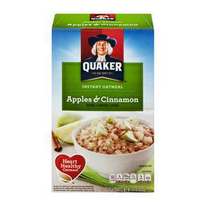 Quaker Instant - Apple Cinnamon