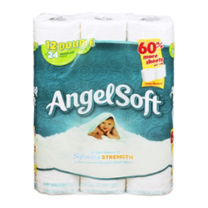 Angel Soft Toilet Paper Double Roll