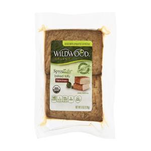Wildwood Sprouted Tofu - Teriyaki