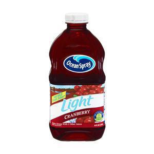 Ocean Spray Light Cranberry