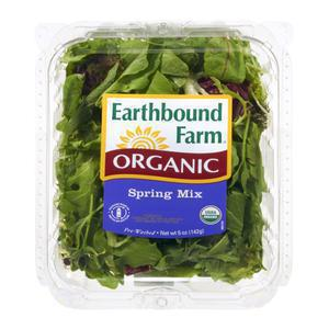 Earthbound Organic Baby Mixed Greens