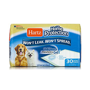 Hartz Home Protection - Pet Training Pads
