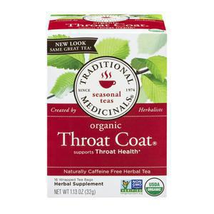 Traditional Medicinals Tea - Throat Coat