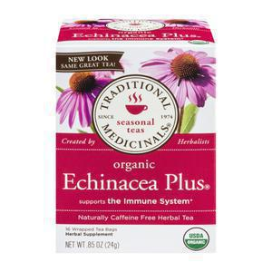 Traditional Medicinals Tea - Echinacea Plus
