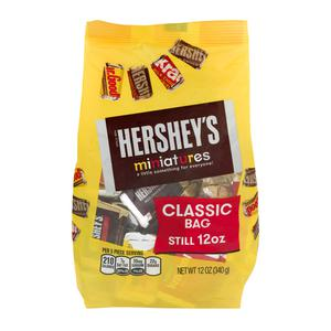 Hersheys Assorted Miniatures