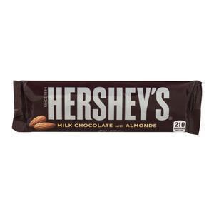Hersheys Chocolate Bar w/ Almonds