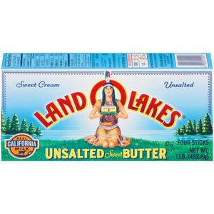 Land O`Lakes Butter - Unsalted
