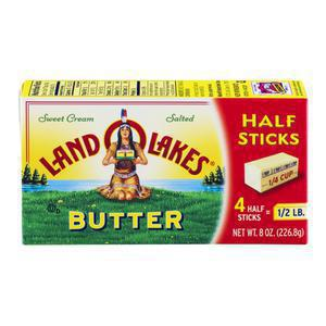 Land O`Lakes Butter - Salted