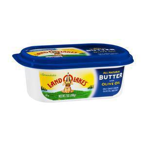 Land O` Lakes Butter with Olive Oil