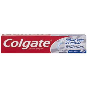 Colgate Toothpaste - Baking Soda Peroxide
