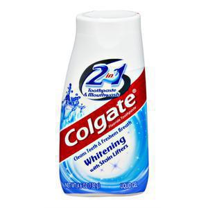 Colgate Toothpaste - 2in1 Whitening Toothpaste