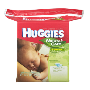 Huggies Baby Wipes Refill