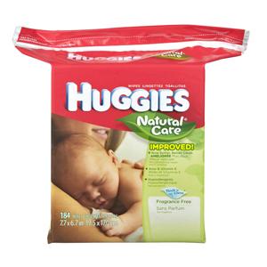 Huggies Baby Wipes Refill