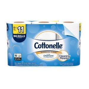 Cottonelle Bath Tissue - Mega Roll