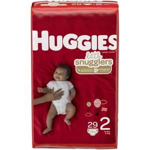 Huggies Diapers #2 12-18 lbs - Snugglers