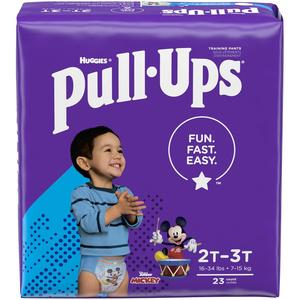 Huggies Pullups for Boys 2T/3T