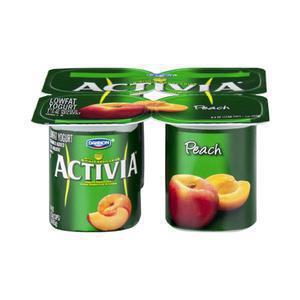 Dannon Activia Peach