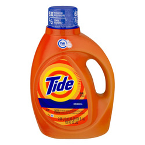 Tide Liquid HE Original - 64 Loads