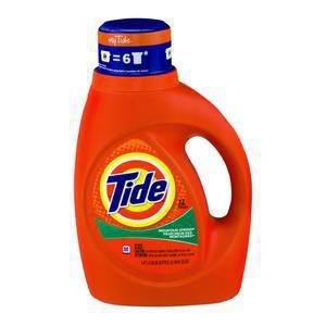 Tide Laundry Liquid 32 Loads - Mtn Spring