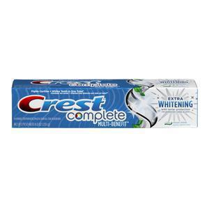 Crest Whitening Toothpaste - Herbal Mint