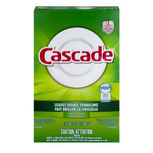 Cascade Powder