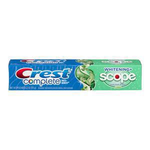 Crest Whitening Plus Scope Toothpaste