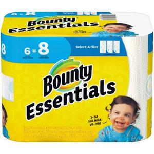 Bounty Essentials Paper Towel Select a Size