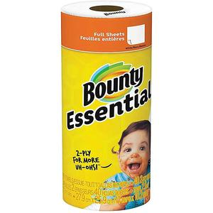 Bounty White Paper Towel 2 ply - 40 sheets