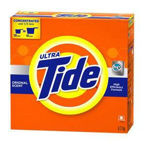 Tide Laundry Powder Ultra Original HE