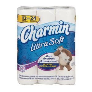 Charmin Double Roll (Blue Label)