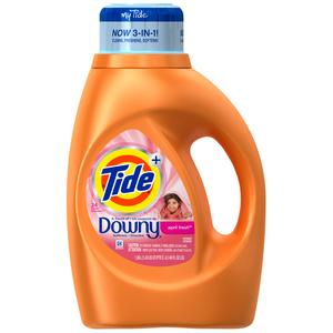 Tide Laundry Liquid - w/Downy