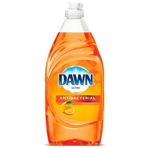 Dawn Dish Soap - Orange Antibacterial