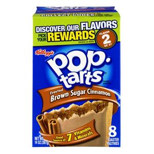 Pop Tarts Cinnamon Frost