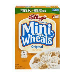 Frosted Mini Wheats Cereal