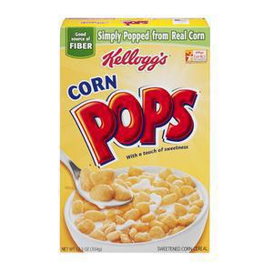 Corn Pops Cereal
