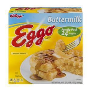 Eggo Waffles - Buttermilk