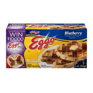 Eggo Waffles - Blueberry