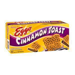 Eggo Waffles - Cinnamon Toast