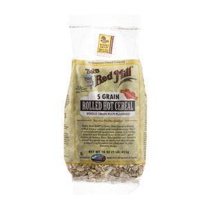 Bobs Red Mill Hot Cereal - 5 Grain Rolled Oats