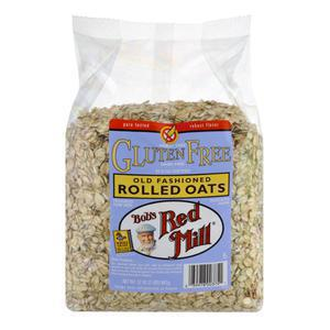 Bobs Red Mill Rolled Oats - Gluten Free
