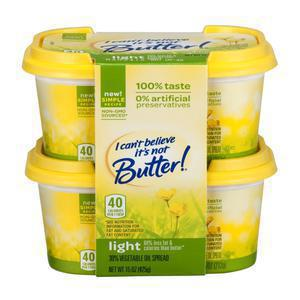 I Cant Believe Its Not Butter Lite