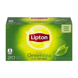 Lipton Tea Bags - Green Tea